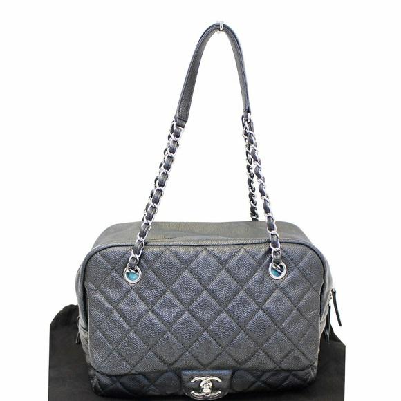 b3fedd99ad5a CHANEL Bags | Camera Case Leather Medium Shoulder Bag | Poshmark